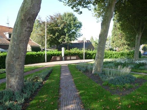 Oorlogsmonument Stolwijk