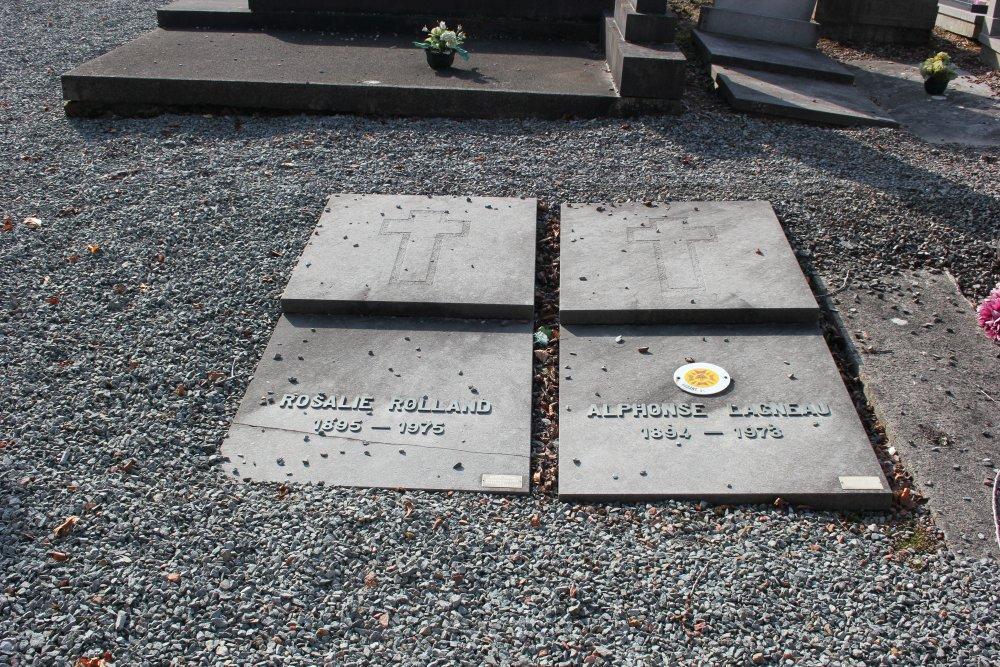 Veteran War Graves Flobecq
