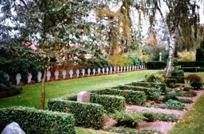 German War Graves Holbaek