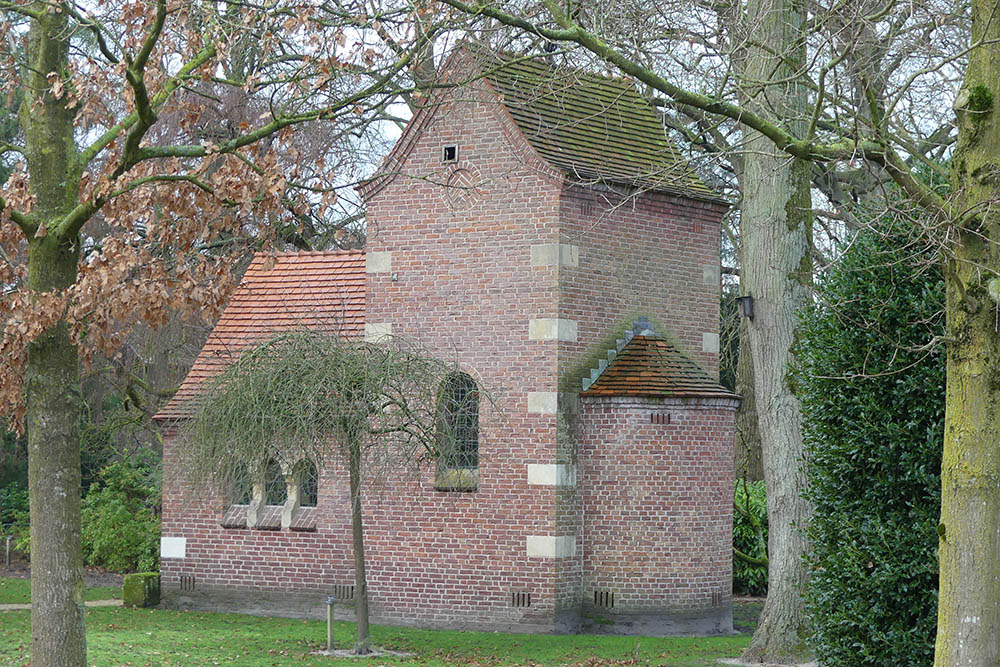 Tomb Chapel Estate Bouvigne Breda
