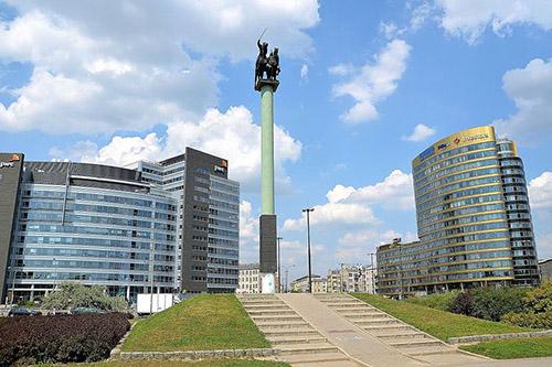 Poolse Cavalerie Monument