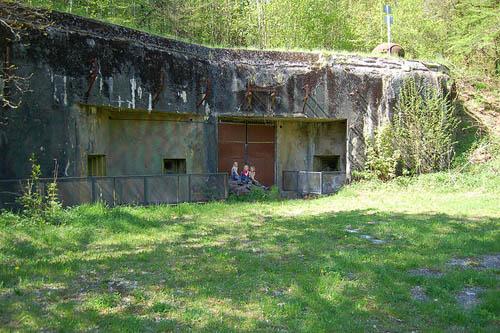 Maginotlinie - Fort Schiesseck
