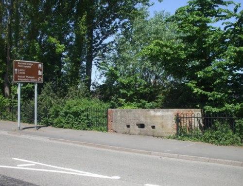 Bunker FW3/26 Monmouth
