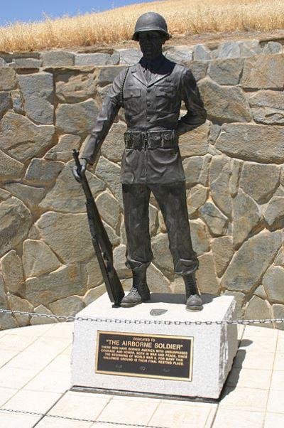Monument 11th US Airborne Divison