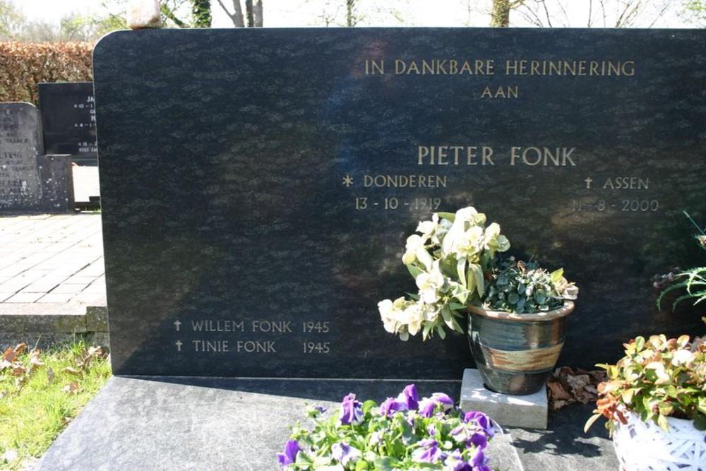 Dutch War Graves De Eswal