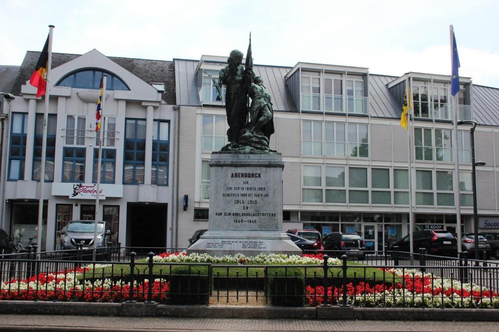 War Memorial Arendonk
