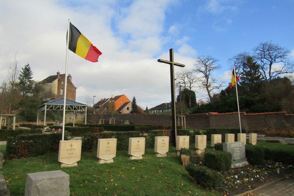 Belgische Oorlogsgraven Hoeilaart