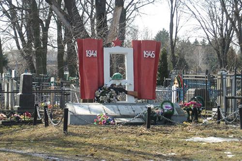 War Graves Zmaritskoe Cemetery
