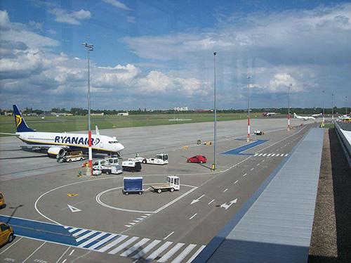 Luchthaven Poznan-Lawica