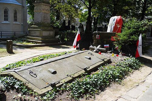 Polish War Graves Reformed Cemetery Warsaw