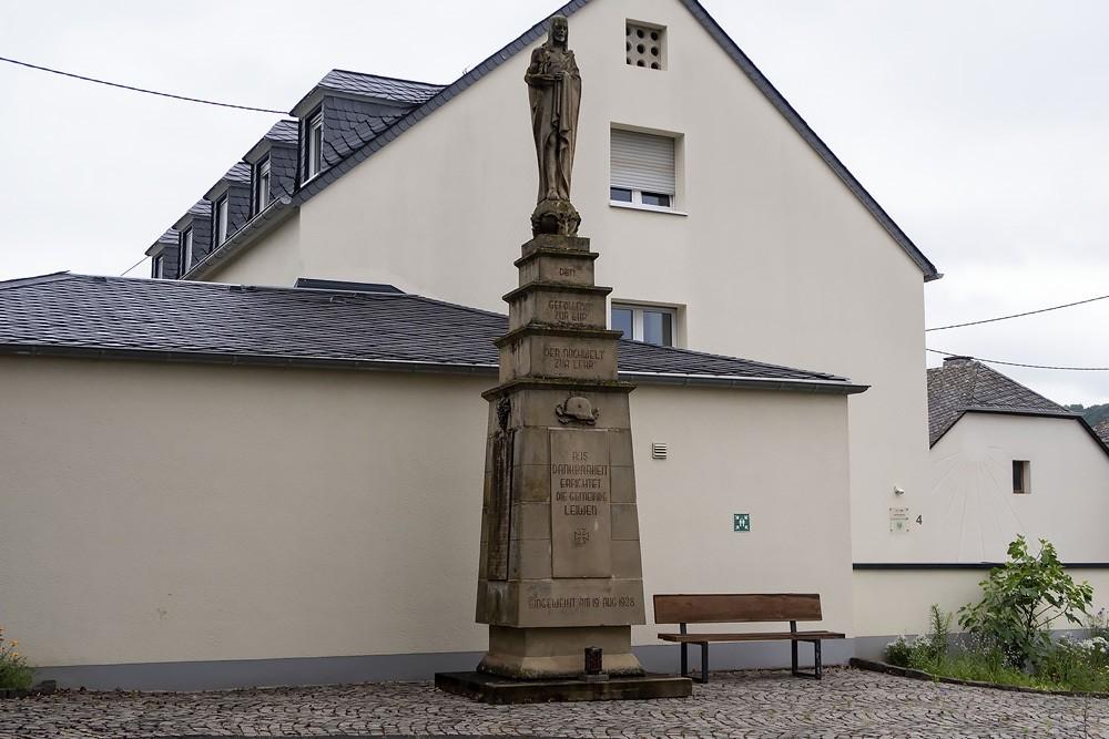 War Memorial Leiwen