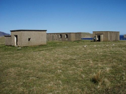 Military Buildings Aodann Mhòr