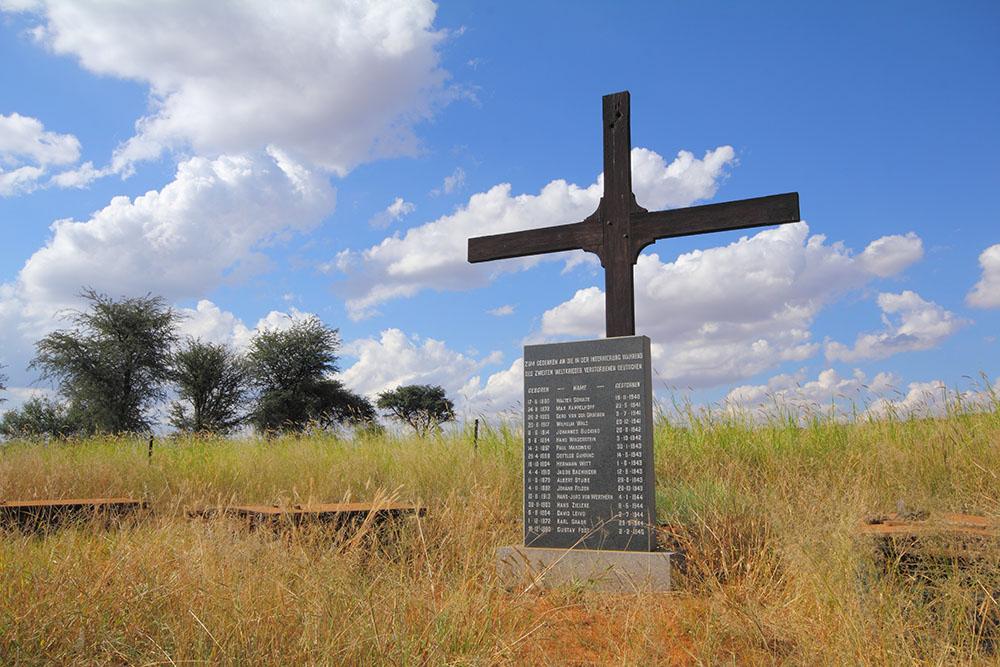 Graves German Civilians