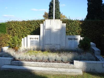 War Memorial Hoboken Cemetery