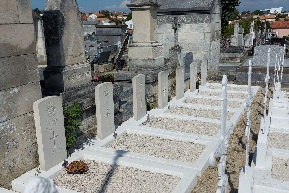 Oorlogsgraven van het Gemenebest Royan