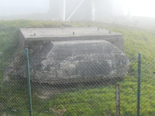 Stützpunkt 110 Telegraphenhöhe - Vf Beobachtung