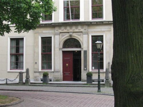 Algemeen Hoofdkwartier van de Opperbevelhebber Generaal Winkelman