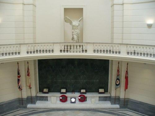 War Memorial Cowdray Hall