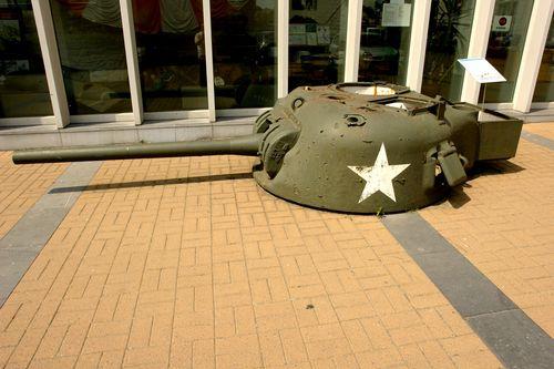 Sherman Koepel Bastogne