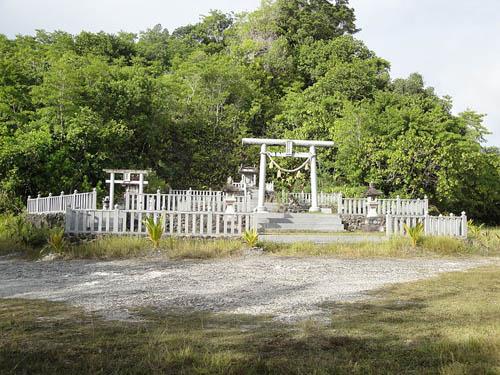 Memorial Japanese War Victims Peleliu