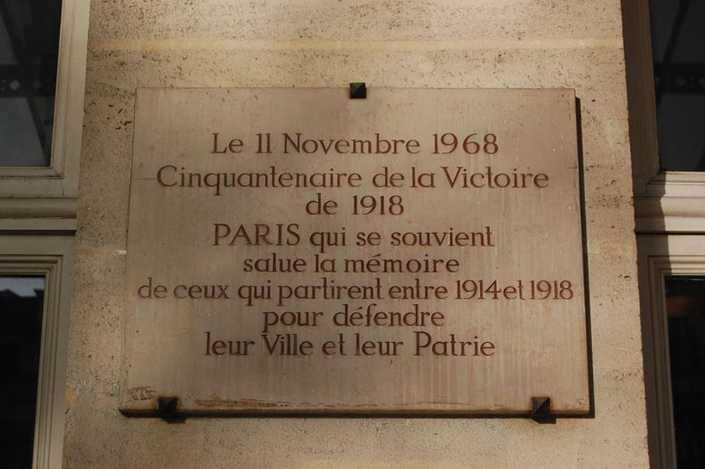 Plaquettes Station Gare de l'Est