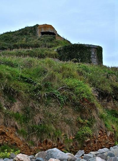 German Gun Emplacement Tourgis