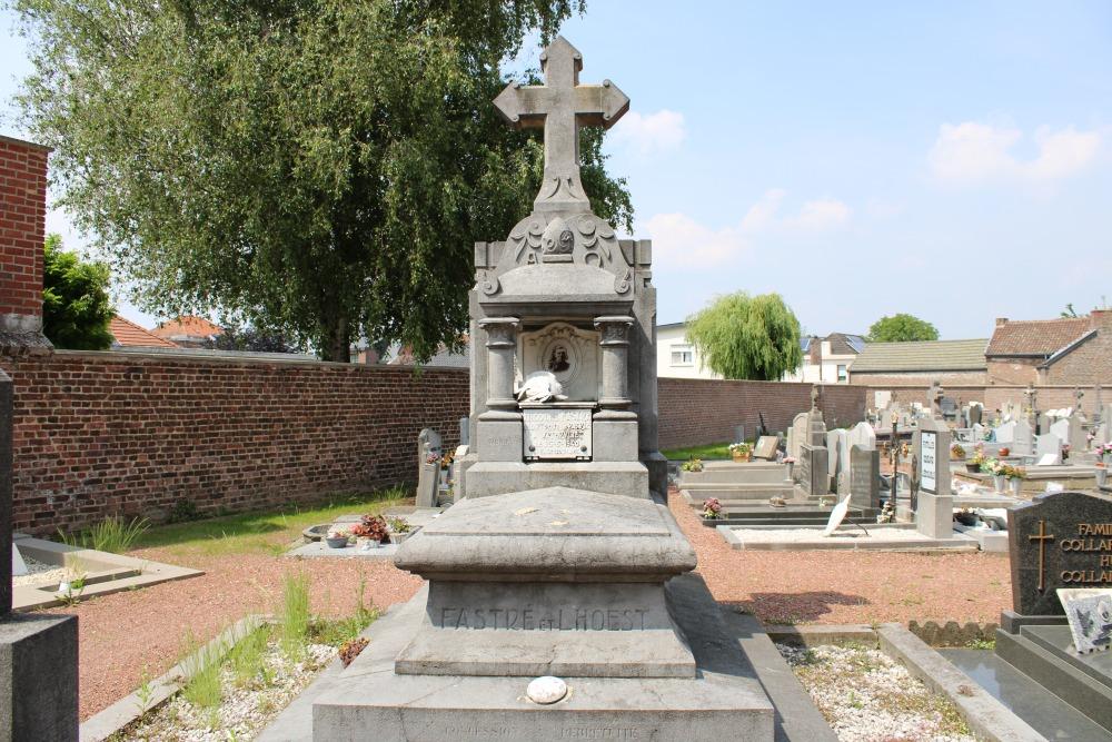 Belgian War Grave Villers-L'Evêque
