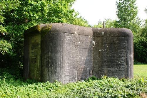 KW-Linie - Bunker TPM7
