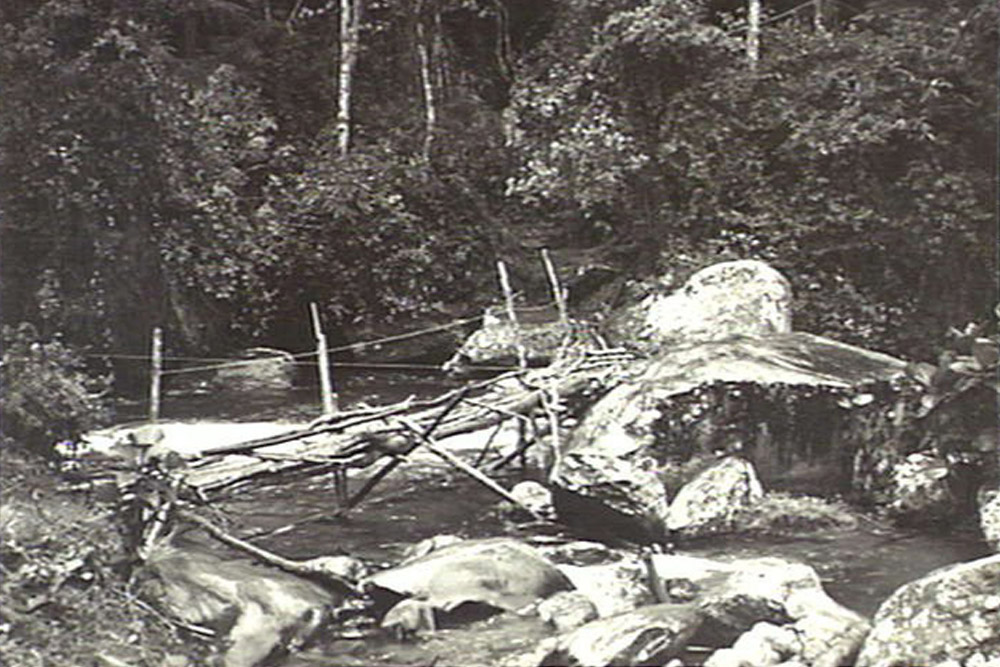 Kokoda Trail - Templeton's Crossing No. 1 (No. 1 Dump)