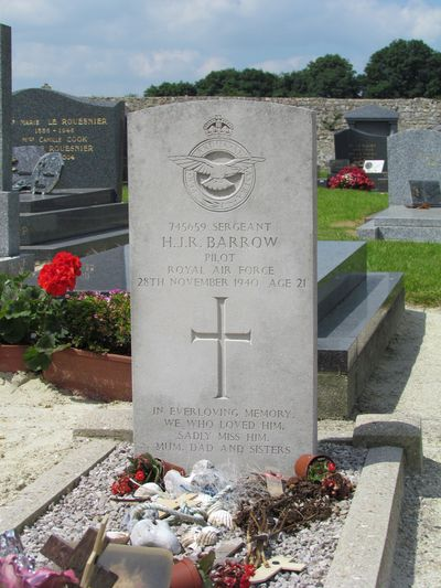 Commonwealth War Grave Colleville-sur-Mer