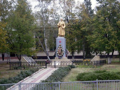 Massagraf Sovjet Soldaten Kapytolivka