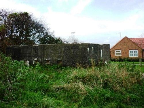 Lozenge Bunker Hornsea