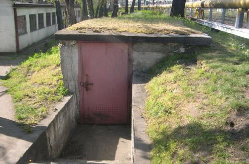 Festung Breslau - Opslagbunker