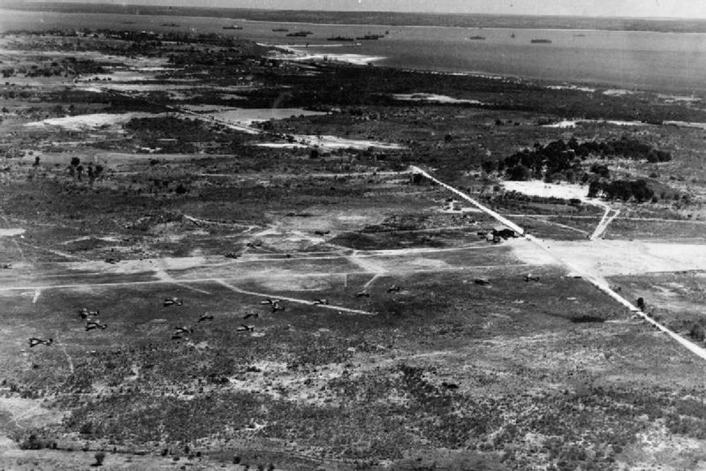 Majunga Airfield