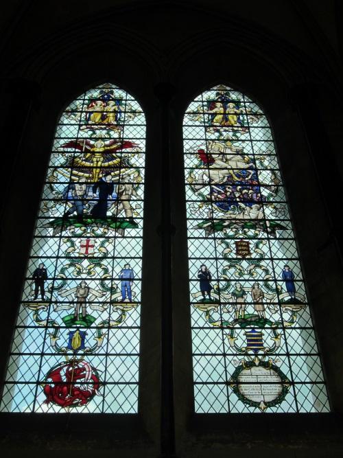 Memorial Salisbury WW2