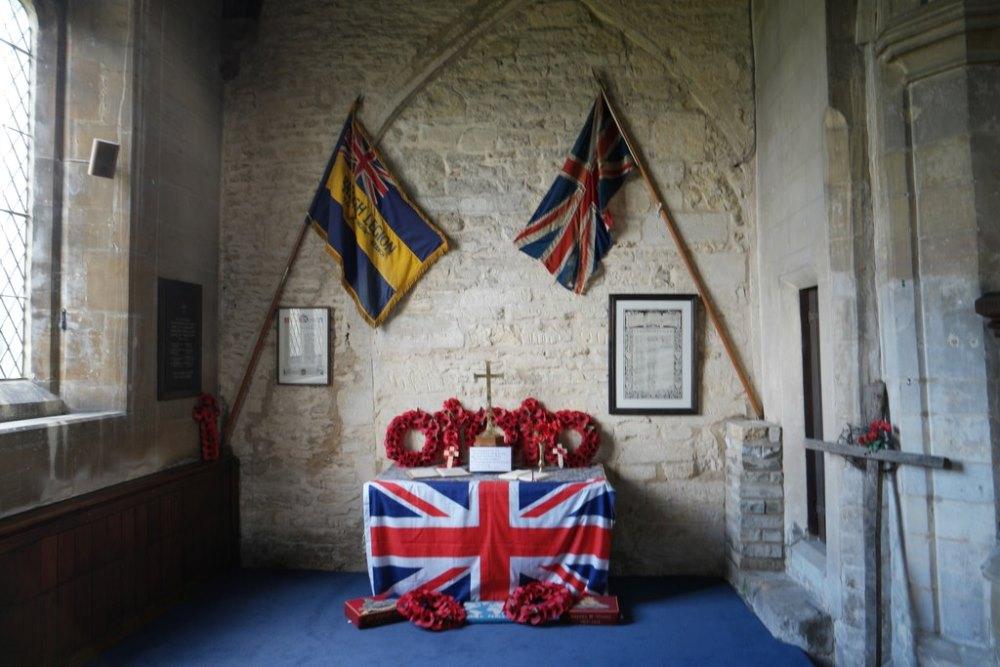 British Legion Chapel St. Andrew's Church