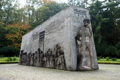Monument Massamoord Bittermark