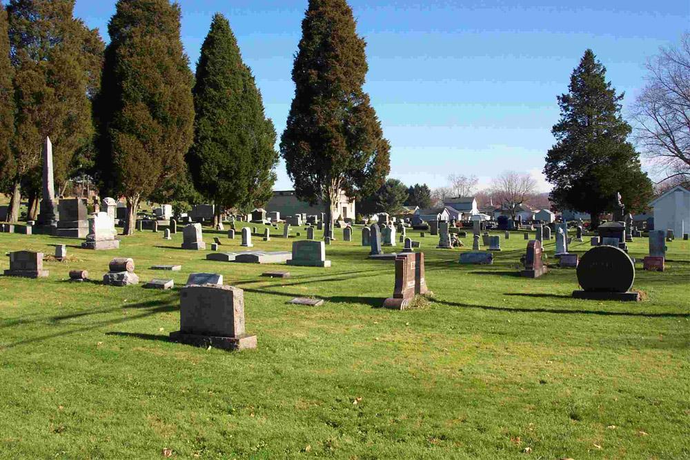 American War Grave Magnolia Cemetery