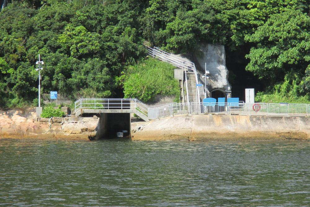 Historical Trail - Brennan Torpedo Station
