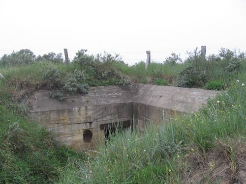Festung IJmuiden - Regelbau M151 (W.N. 63