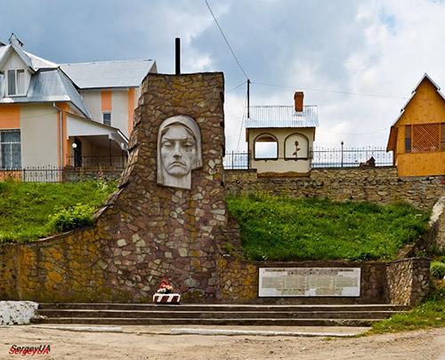 War Memorial Lypivka