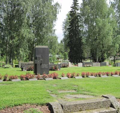 Finse Oorlogsgraven Aitolahti