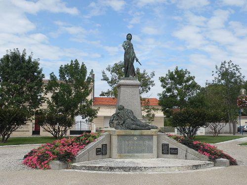 War Memorial Lesparre-Médoc