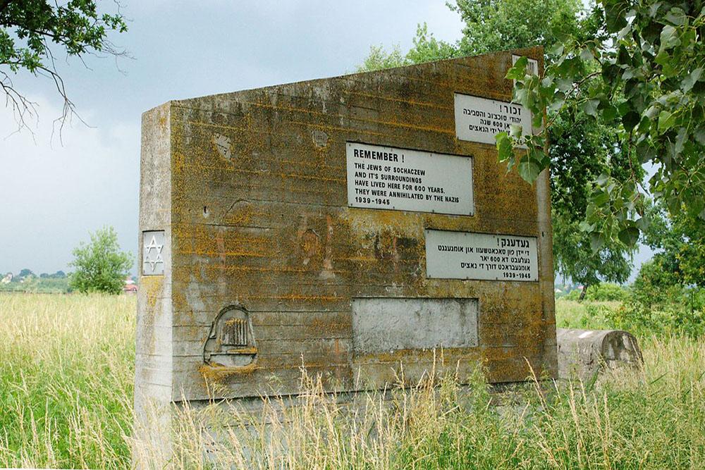 Memorial Jewish Cemetery Sochaczew