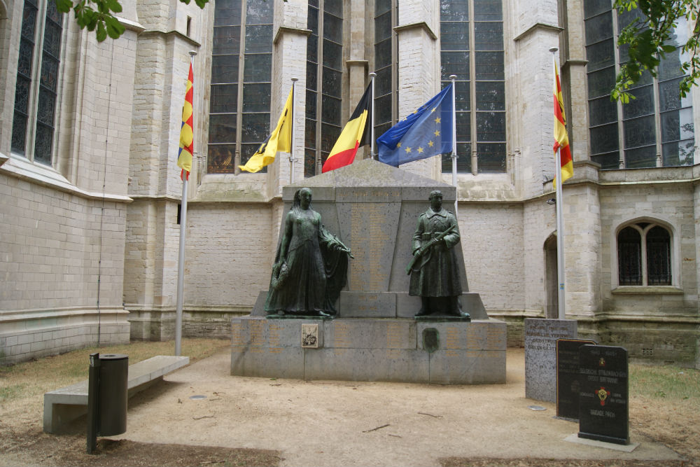 Oorlogsmonument Mechelen