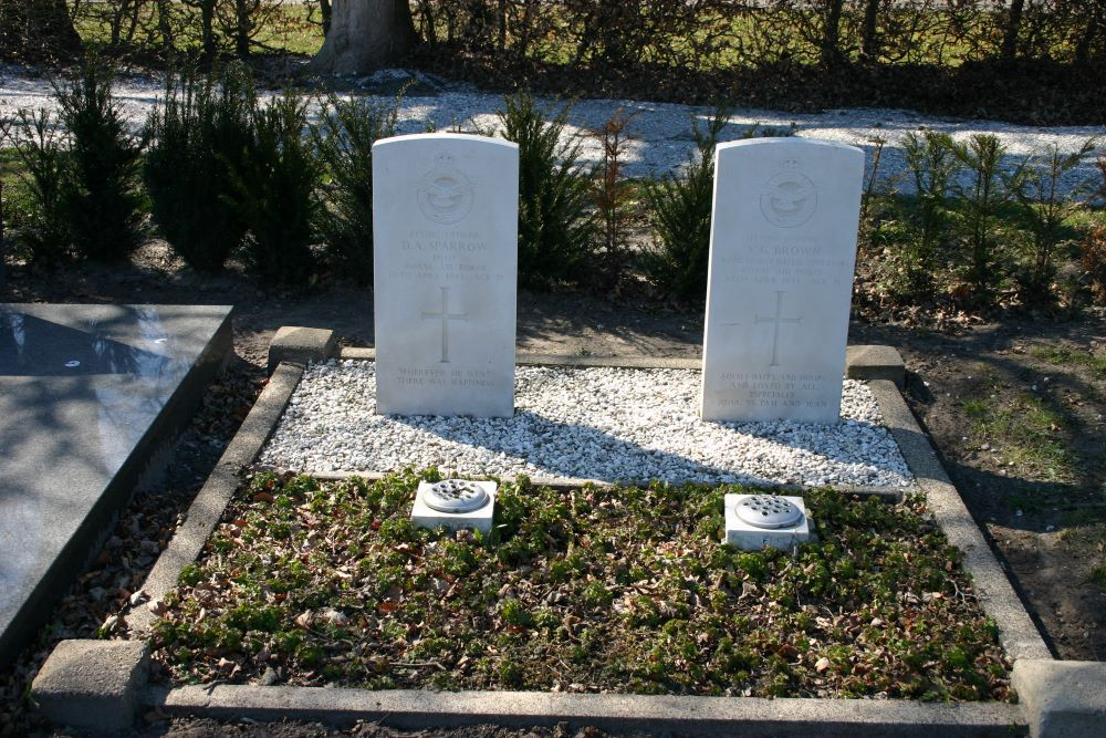 Commonwealth War Graves Municipal Cemetery
