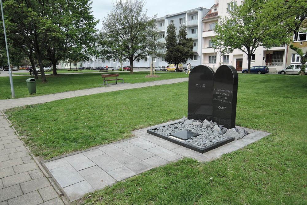 Memorial Old Jewish Cemetery Prostejov