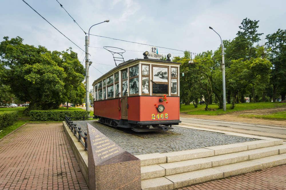 Blokkademonument Leningrad