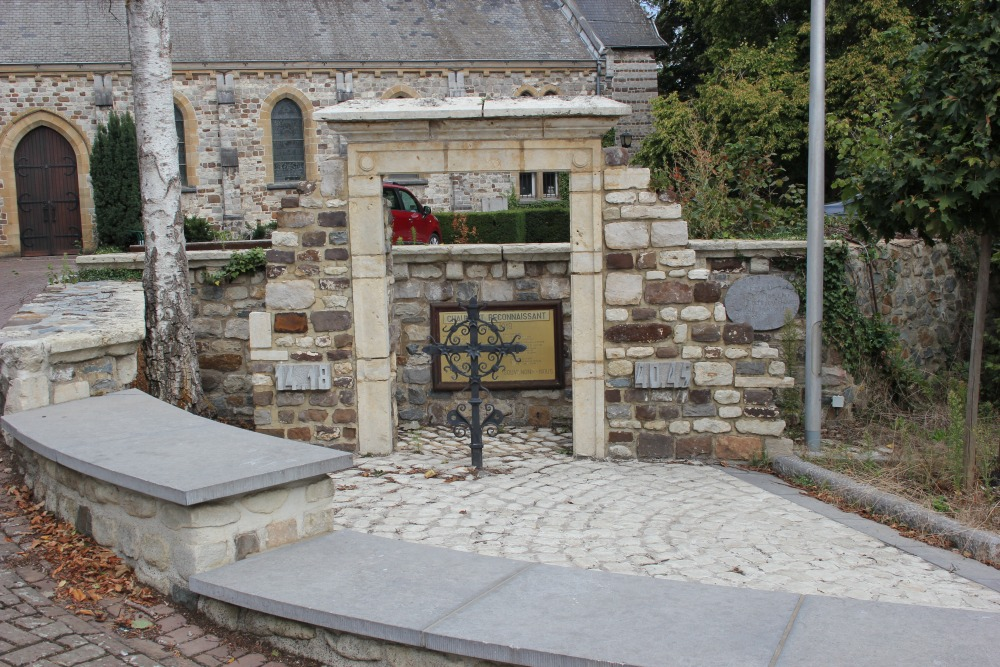 Oorlogsmonument Chaumont
