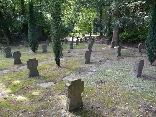 German War Graves Bergstraße Cemetery
